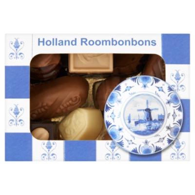 Elvee Holland Roombonbons utz 100% mb