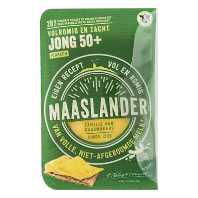 Maaslander Jong 50+ plakken