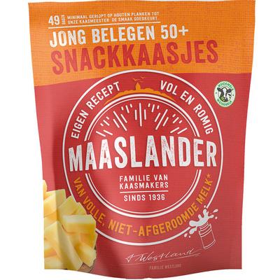 Maaslander 50+ jong belegen snack
