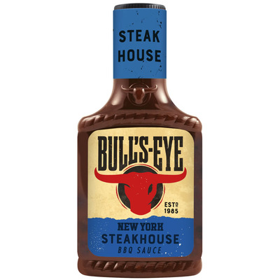 Bulls-eye Steakhouse New York bbq sauce