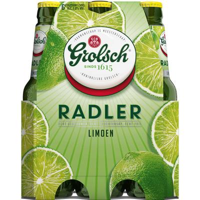 Grolsch Radler limoen 2%