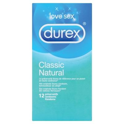Durex Condooms Natural