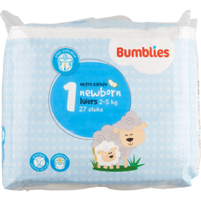Bumblies Luiers new born