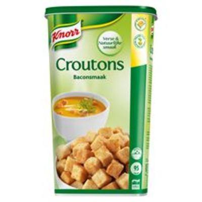 Knorr Croutons met baconsmaak 580 gram