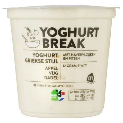 AH Yoghurtbreak appel-vijg