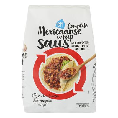 AH Mexicaans wrapsaus met gehakt