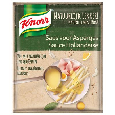 Knorr Natuurlijk lekker asperge saus