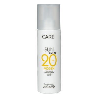 Care Sun spray SPF 20