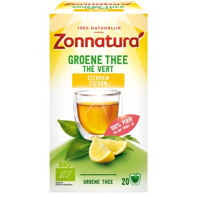 Zonnatura Groene citroen
