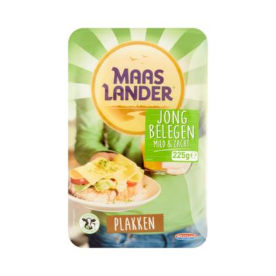 Maaslander Jong Belegen Kaas Plakken 48+