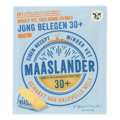 Maaslander Jong belegen stuk 30+