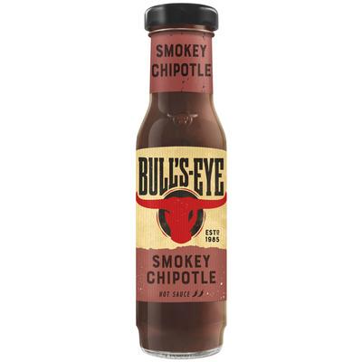 Bulls-eye Smokey chipotle bbq sauce