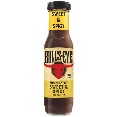 Bulls-eye Sweet spicy Memphis style