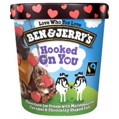 Ben&Jerry's Hooked on you