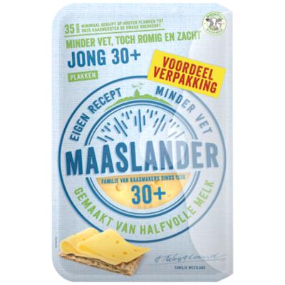 Maaslander Plakken 30+ jong