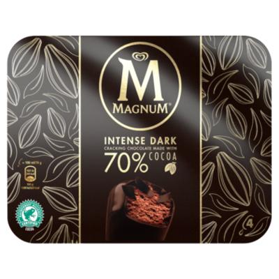 Ola Magnum intense dark 4 stuks