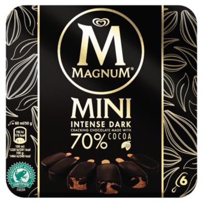 Ola Magnum mini intense dark 6 stuks