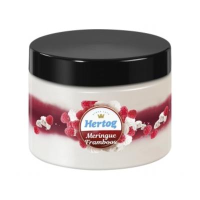 Hertog IJs merengue framboos
