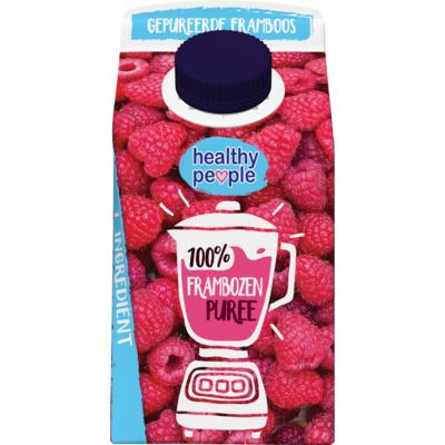 Healthy People Fruitpuree framboos