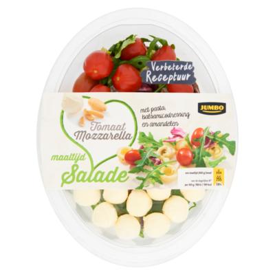 Huismerk Tomaat Mozzarella Maaltijdsalade