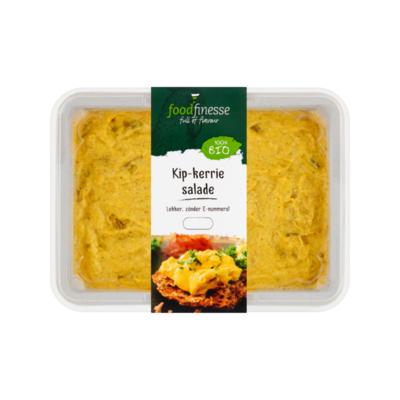 Foodfinesse Kip-Kerrie Salade
