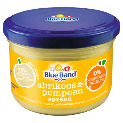 Blue Band Abrikoos & Pompoen Spread 170 g