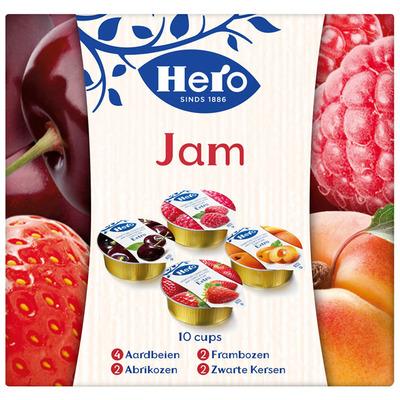 Hero Extra jam cupjes