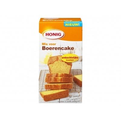 Honig Mix voor boerencake