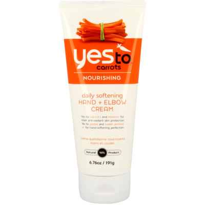 Yes To Carrots Hand & Elleboog Crème