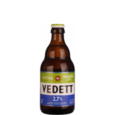 Vedett white aanbieding