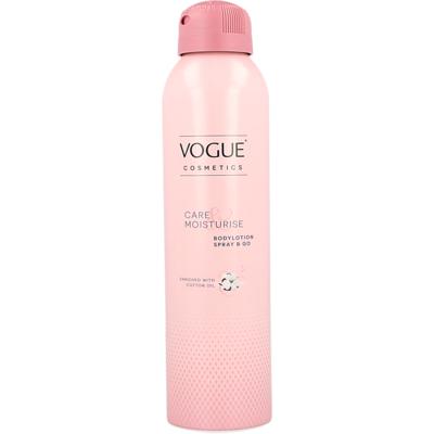 Vogue Bodylotion Spray & Go Care & Moisturise