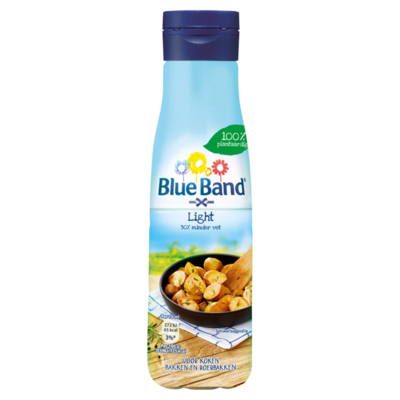 Blue Band Vloeibaar Light