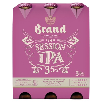Brand Session IPA 6x30cl