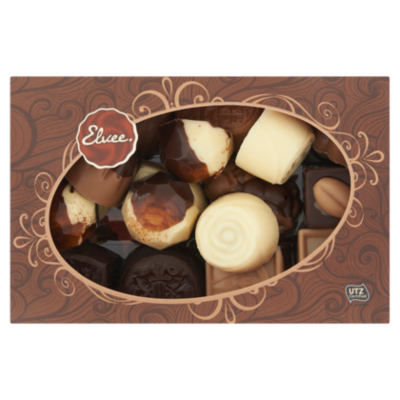 Elvee Chocolade Elvee Luxe Roombonbons