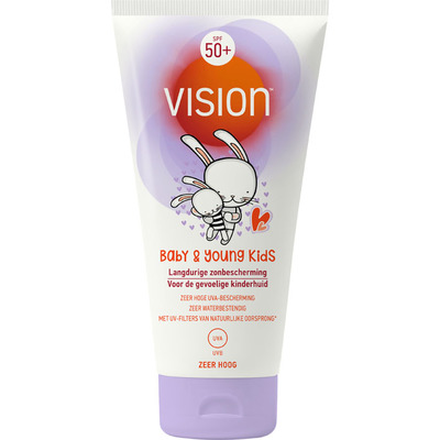 Vision Sun zonnebrand baby & young kids SPF 50+