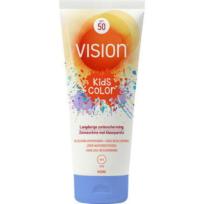 Vision Sun zonnebrand color kids SPF 50+