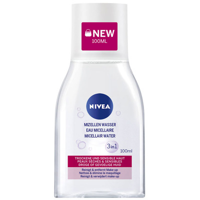 Nivea Micellair Water 3in1 droge of gevoelige huid