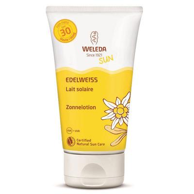 Weleda Edelweiss zonnelotion SPF 30