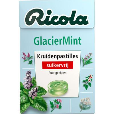 Ricola Glaciermint suikervrij