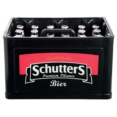 Schutters bier krat 24x30 cl. incl.€3,90 statiegeld