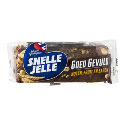 Snelle Jelle Goed gevuld noten 4-pack