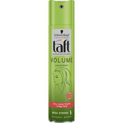 Taft Hairspray Mega Volume