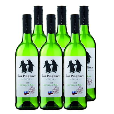 Los Pingüinos Sauvignon Blanc 6 x 75 cl.