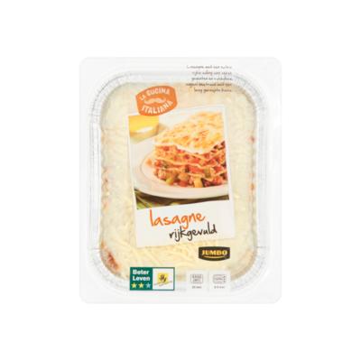 Huismerk Lasagne Rijkgevuld