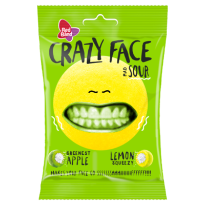 Redband Crazy face sour