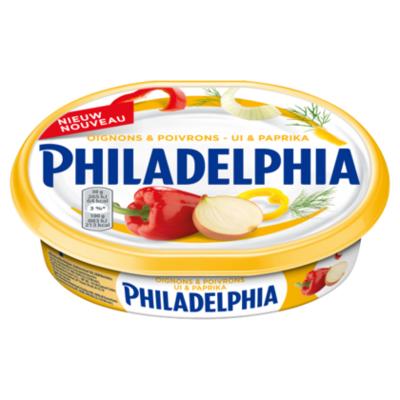 Philadelphia Ui & paprika