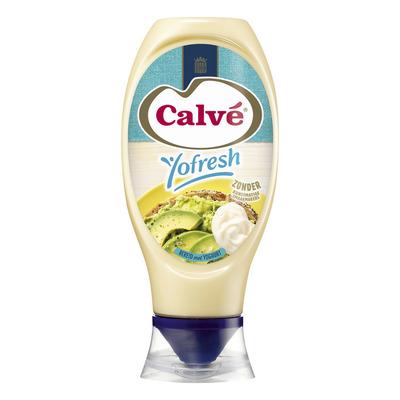Calvé Saus squeeze yofresh