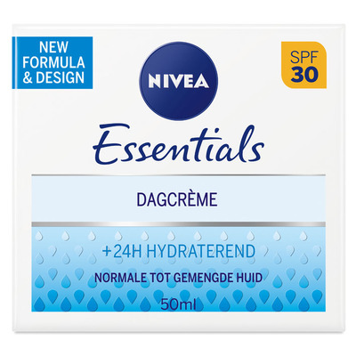 Nivea Essentials hydraterende dagcreme SPF 30