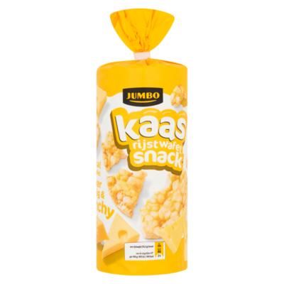 Huismerk Kaas Rijstwafel Snack