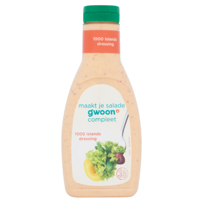 Huismerk 1000 Islands Dressing 450 ml